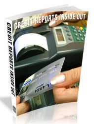 Credit Reports Inside Out PLR Ebook