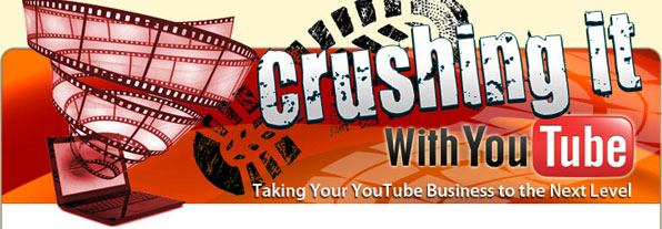 crushing it with youtube ebook