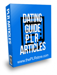 Dating Guide PLR Articles