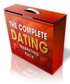 dating marketing plr package
