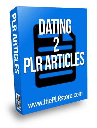 dating plr articles 2