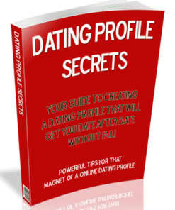 dating profile secrets plr report