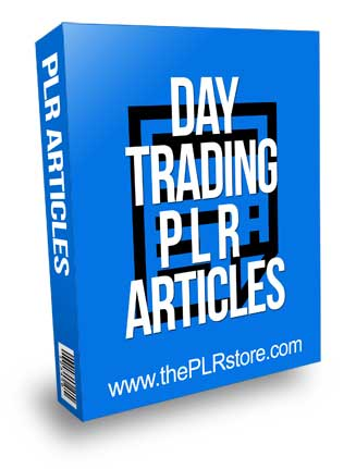 Day Trading PLR Articles