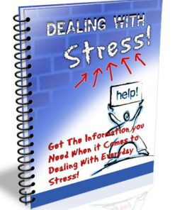 Dealing with Stress PLR Autoresponder Messages