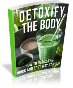 Detoxify the Body PLR Ebook
