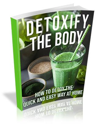 Detoxify the Body PLR Ebook