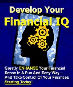 Develop Your Financial IQ PLR eBook