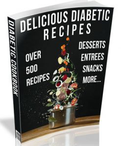 diabetes cookbook plr ebook