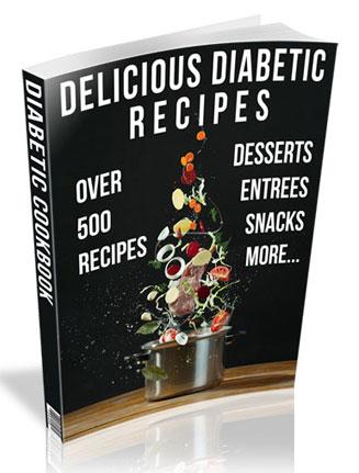 diabetes cookbook plr ebook