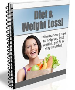 diet and weight loss plr autoresponder messages