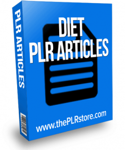diet plr articles