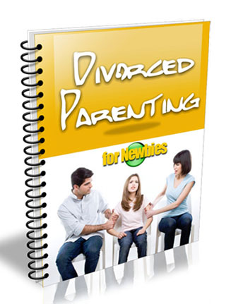 divorced parenting for newbies plr ebook