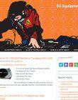 DJ Equipment PLR Amazon Turnkey Website Store dj equipment plr amazon store website cover 110x140