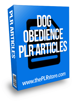 dog obedience plr articles dog obedience plr articles Dog Obedience PLR Articles dog obedience plr articles