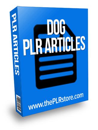 dog plr articles dog plr articles Dog PLR Articles with Private Label Rights dog plr articles