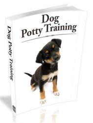 dog potty training plr ebook