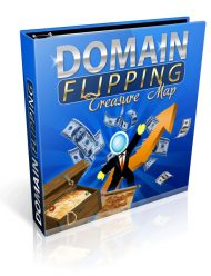domain-flipping-treasure-map-plr-cover  Domain Flip Treasure Map PLR Ebook Package domain flipping treasure map plr cover 190x248