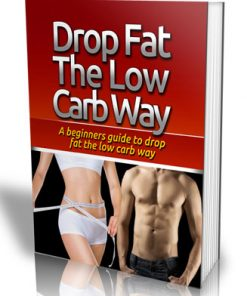 drop fat the low carb way plr ebook