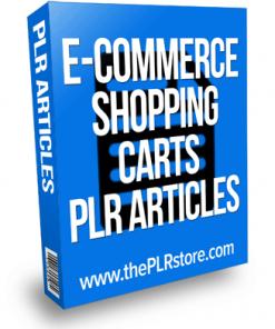 e-commerce-shopping-carts-plr-articles