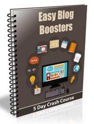 Easy Blog Boosters PLR Autoresponder Messages