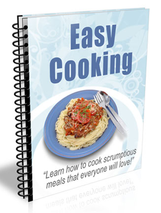Easy Cooking PLR Autoresponder Messages