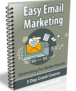 easy email marketing plr autoresponder messages