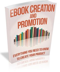 Ebook Creation and Promotion PLR Ebook