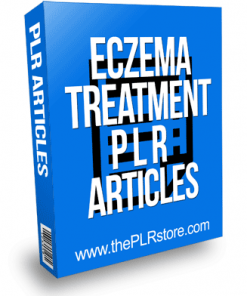 Eczema Treatment PLR Articles