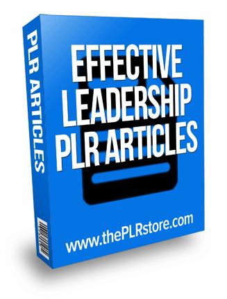 effective leadership plr articles effective leadership plr articles Effective Leadership PLR Articles effective leadership plr articles
