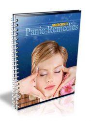 emergency panic attack remedies plr ebook