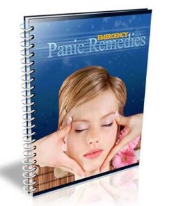 emergency panic attack remedies plr ebook