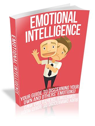 Emotional Intelligence PLR Ebook