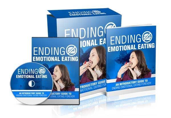 End Emotional Overeating Ebook MRR Package