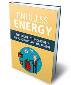 Endless Energy MRR Ebook with Master Resale Rights