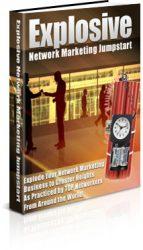 explosive-network-marketing-plr-ebook-cover  Explosive Network Marketing Jumpstart PLR Ebook explosive network marketing plr ebook cover 143x250