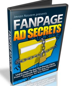 facebook fanpage ad secrets plr videos