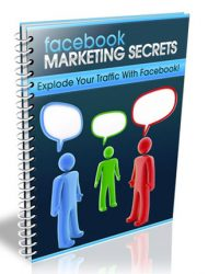 facebook marketing secrets plr report facebook advertising secrets plr report Facebook Advertising Secrets PLR Report facebook marketing secrets plr report 190x250