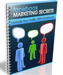 facebook marketing secrets plr report