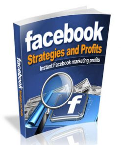 Facebook Strategies and Profits Ebook MRR