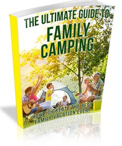 Family Camping PLR Ebook