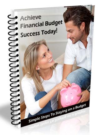 financial budget plr list building