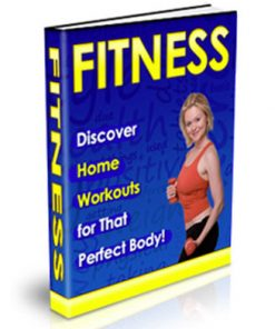 fitness home workouts plr ebook