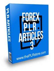 Forex PLR Articles 3