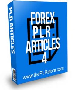 Forex PLR Articles 4