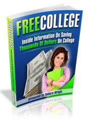 free-college-plr-ebook-cover  Free College PLR Ebook Package free college plr ebook cover 174x250