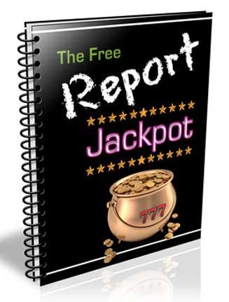 Free Report Jackpot PLR Autoresponder Messages