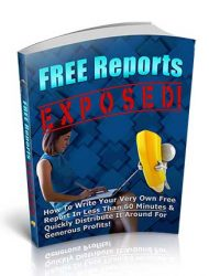 Free Reports Exposed PLR Report