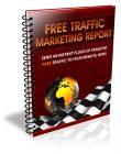 Free Traffic Marketing PLR Report Ebook free traffic marketing plr ebook cover 110x140