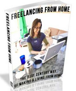 Freelancing From Home PLR Ebook