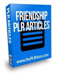 friendship plr articles friendship plr articles Friendship PLR Articles friendship plr articles 190x250
